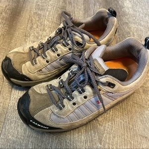Garmont Vibram Hiking Shoes Tan Women's Size 6